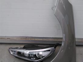 Hyundai i30 kėbulo dalys