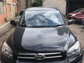 Toyota Rav4 dalimis. D-cat odinis salonas,