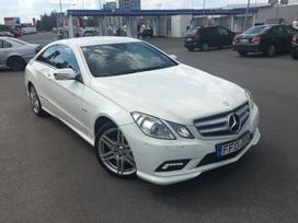 Mercedes-Benz E350, 3.0 l., kupė (coupe)