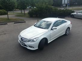 Mercedes-Benz E350, 3.0 l., coupe