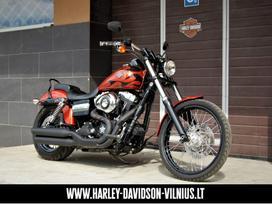 Harley-davidson Fxdw6 1584cc, Čioperiai /