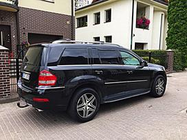 Mercedes-benz Gl420, 4.2 l., visureigis