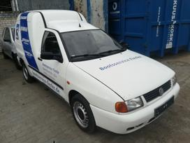 Volkswagen Caddy. Prekyba naudotomis