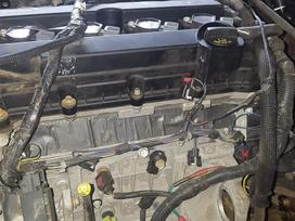 Jeep Patriot. Tik 2.4 b. variklis, rida 30 ml