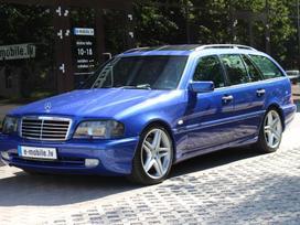 Mercedes-benz C43 Amg, 4.3 l., universalas