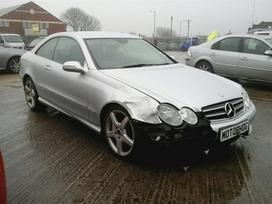 Mercedes-benz Clk klasė. Varikliai 3.2, 2.2 litrai
