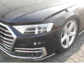Audi A8. Automotive dalimis. naujausias modelis