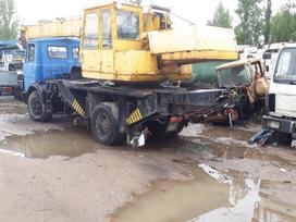 MAZ MAZ KRANAS, construction and road construction equipment