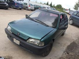 Peugeot 106 dalimis. Komentarai automobilis ardomas dalimis:  з