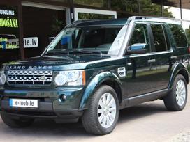 Land Rover Discovery, 3.0 l., visureigis