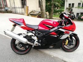 Suzuki Gsx-r 600cc, sportiniai / superbikes