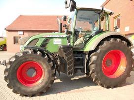 Fendt 722 Profi Vario Tms, traktoriai