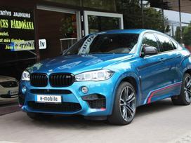 BMW X6 M, 4.4 l., visureigis