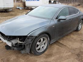 Audi A7 Sportback dalimis