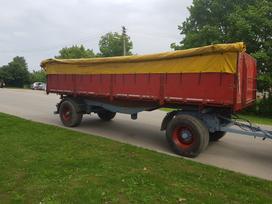 Nopa Nopa, traktorinės priekabos