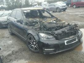 Mercedes-benz C klasė dalimis. Mercedes benz