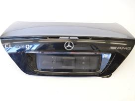 Mercedes-benz Cl klasė. Mercedes benz cl