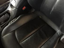 Mercedes-benz Clk320. Odinis salonas
