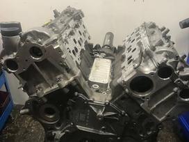 Mercedes-benz C klasė variklis