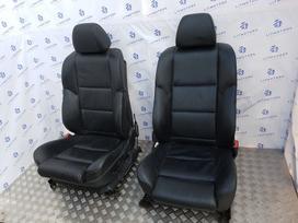 Bmw 5 serija durų apmušalai, sėdynės