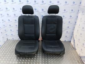 Bmw X3 durų apmušalai, sėdynės