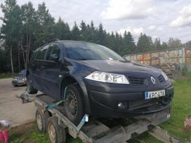 Renault Megane. Automobilis lietuvoje