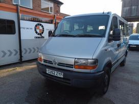 Renault Master, cargo vans