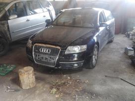 Audi A6 dalimis. Audi a6 c6 3.0tdi automatas