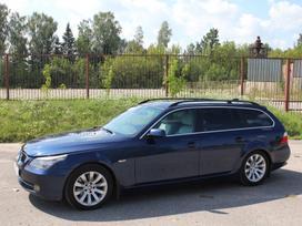 BMW 5 serija dalimis. E61lci 520d 2008m dalimis, platus naudotų