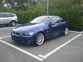 BMW 3 serija dalimis. Variklis     306d3