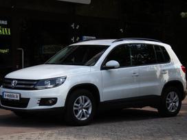 Volkswagen Tiguan, 1.4 l., visureigis