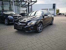Mercedes-benz Cla180, 1.6 l., sedanas