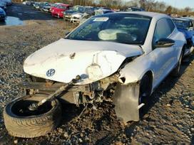 Volkswagen Scirocco dalimis. Navigacija , r19
