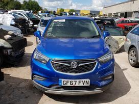 Opel Mokka X. 2017 mokka 1.4 turbo automatas,