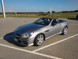 Mercedes-benz Slk250, 1.8 l., kabrioletas