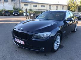 BMW 750 for parts.  x drive europinis