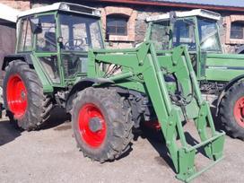 Fendt 380 Gt, traktoriai