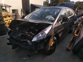 """Peugeot 5008 dalimis. Uab """"dėvautoda"""" įm.k. 304446362 pvm"""