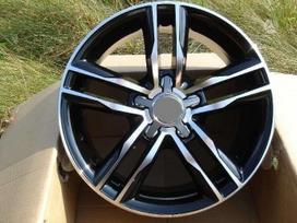 Audi Roxen Black Style, lengvojo lydinio, R17