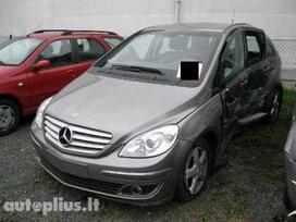 Mercedes-benz B200. Dalimis pagaminimo data:
