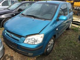 Hyundai Getz for parts. Automobilis is vokietijos,rida 50000km.
