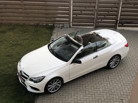 Mercedes-Benz E350, 3.5 l., kabrioletas