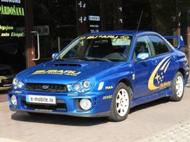 Subaru Impreza Wrx, 2.0 l., sedanas