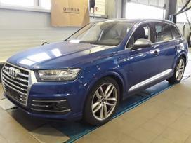 Audi Sq7, 4.0 l., visureigis