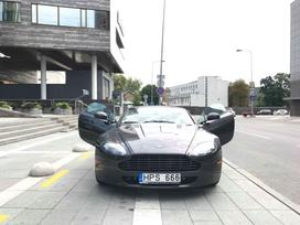 Aston Martin Vantage, 4.7 l., kabrioletas