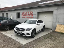 Mercedes-benz Glc Coupe klasė . Amg apdaila