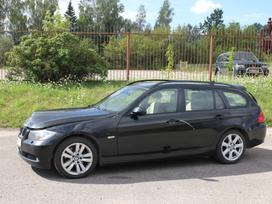 BMW 320 по частям. E91 318d 105kw 2007m dalimis, platus naudotų