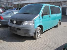 Volkswagen Transporter, passenger vans