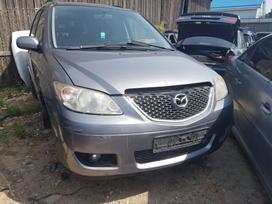 Mazda MPV. Automobilis parduodamas dalimis. galime pasiūlyti į