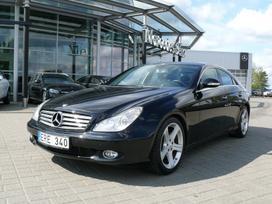 Mercedes-benz Cls350, 3.5 l., kupė (coupe)